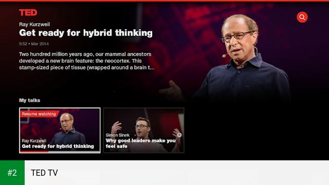 TED TV apk screenshot 2