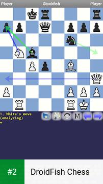 DroidFish Chess apk screenshot 2