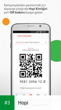 Hopi app screenshot 3