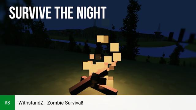 WithstandZ - Zombie Survival! app screenshot 3