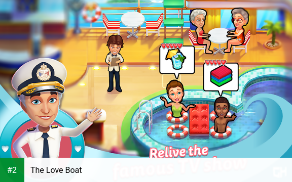 The Love Boat apk screenshot 2