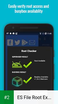 ES File Root Explorer/ File Manager apk screenshot 2