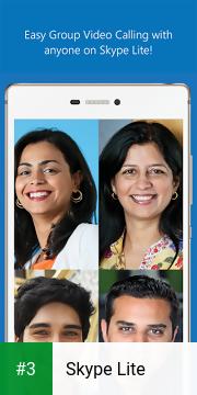 Skype Lite app screenshot 3