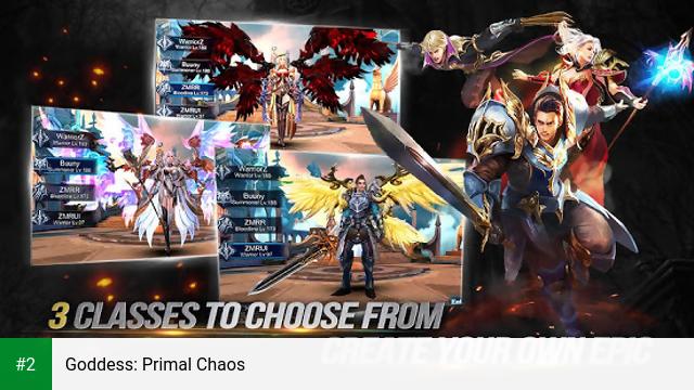 Goddess: Primal Chaos apk screenshot 2