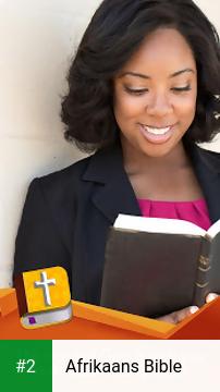 Afrikaans Bible apk screenshot 2