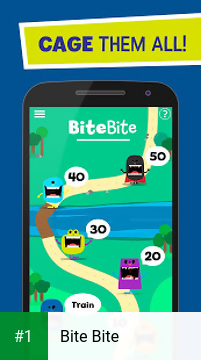 Bite Bite app screenshot 1