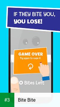 Bite Bite app screenshot 3