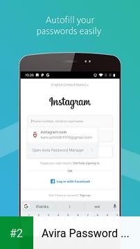 Avira Password Manager apk screenshot 2