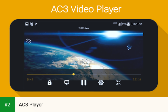 AC3 Player apk screenshot 2
