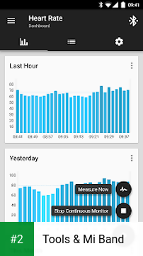 Tools & Mi Band apk screenshot 2
