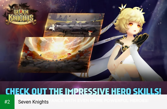 Seven Knights apk screenshot 2