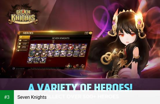 Seven Knights app screenshot 3