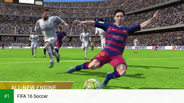 FIFA 16 Soccer app screenshot 1