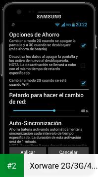 Xorware 2G/3G/4G Switcher apk screenshot 2
