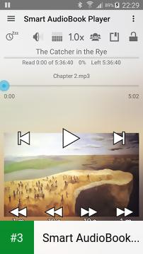 Smart AudioBook Player app screenshot 3
