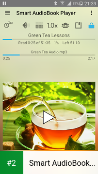 Smart AudioBook Player apk screenshot 2