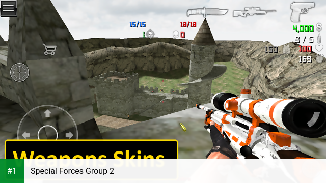 Special Forces Group 2 app screenshot 1