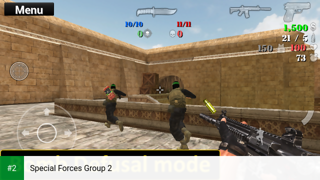 Special Forces Group 2 apk screenshot 2