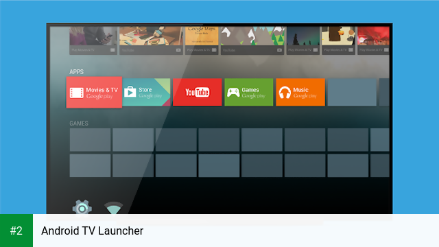 Android TV Launcher APK latest version - free download