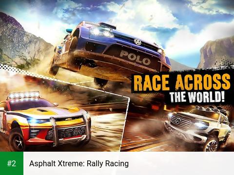 Asphalt Xtreme: Rally Racing apk screenshot 2