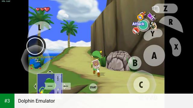 Dolphin Emulator app screenshot 3