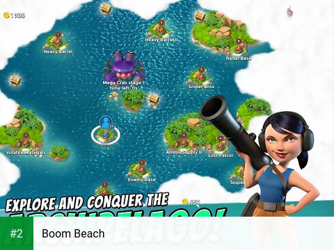 Boom Beach apk screenshot 2