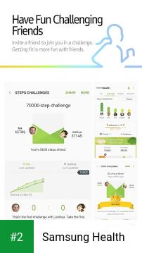 Samsung Health apk screenshot 2