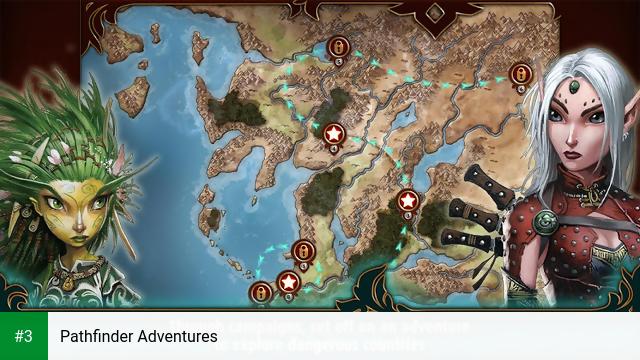 Pathfinder Adventures app screenshot 3
