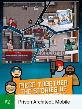 Prison Architect: Mobile apk screenshot 2