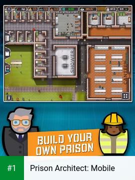 Prison Architect: Mobile app screenshot 1