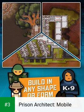 Prison Architect: Mobile app screenshot 3