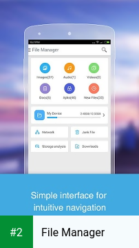 File Manager apk screenshot 2
