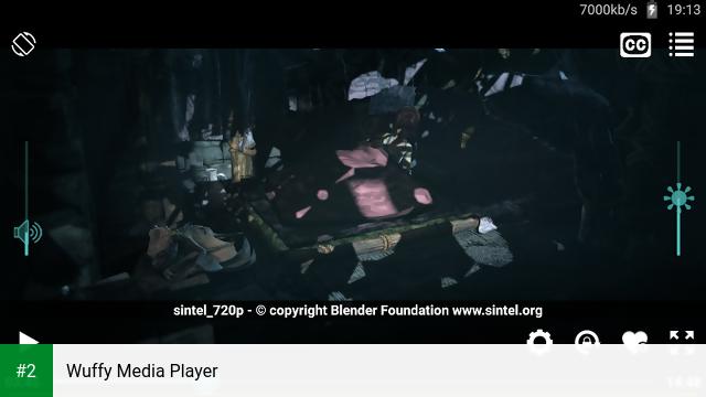 Wuffy Media Player apk screenshot 2