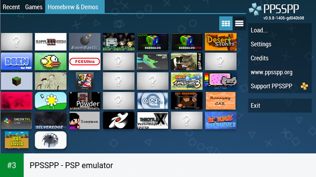 PPSSPP - PSP emulator app screenshot 3
