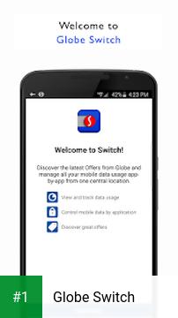 Globe Switch app screenshot 1