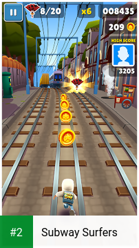 Subway Surfers apk screenshot 2