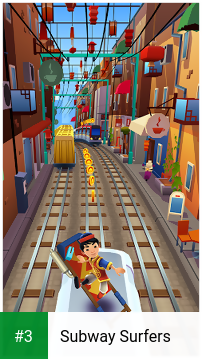Subway Surfers app screenshot 3