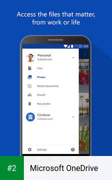 Microsoft OneDrive apk screenshot 2