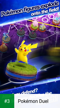 Pokémon Duel app screenshot 3