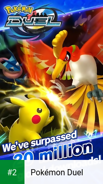 Pokémon Duel apk screenshot 2