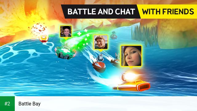 Battle Bay apk screenshot 2