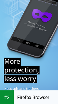 Firefox apk screenshot 2