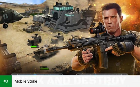 Mobile Strike app screenshot 3
