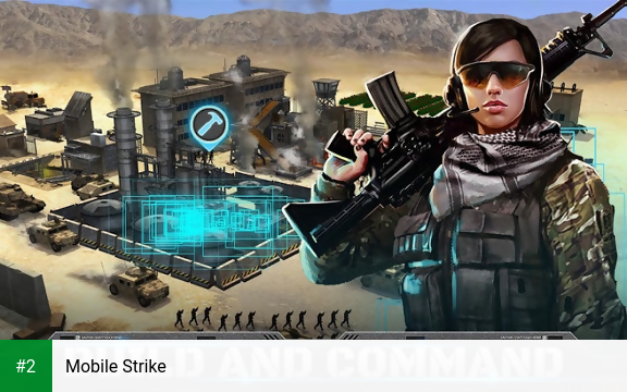 Mobile Strike apk screenshot 2