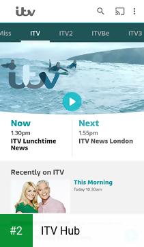 ITV Hub apk screenshot 2