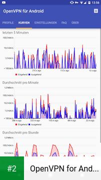 OpenVPN for Android apk screenshot 2