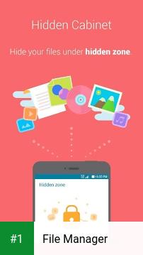 File Manager app screenshot 1