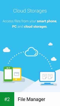 File Manager apk screenshot 2