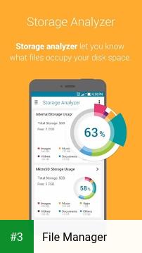 File Manager app screenshot 3