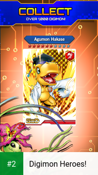 Digimon Heroes! apk screenshot 2